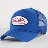 /achat-trucker/von-dutch-casquette-trucker-fresh-bleu-roi-143107.html