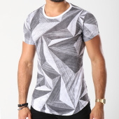 /achat-t-shirts-longs-oversize/classic-series-tee-shirt-oversize-33-gris-chine-143218.html