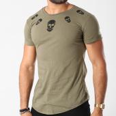 /achat-t-shirts-longs-oversize/classic-series-tee-shirt-oversize-43-vert-kaki-143222.html