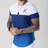 /achat-t-shirts-longs-oversize/final-club-tee-shirt-oversize-degrade-avec-broderie-079-blanc-bleu-marine-143384.html
