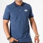 /achat-polos-manches-courtes/jack-and-jones-polo-manches-courtes-bull-bleu-marine-143270.html