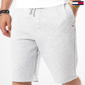 /achat-shorts-jogging/tommy-hilfiger-jeans-short-jogging-classics-4434-gris-chine-143397.html
