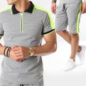 /achat-ensembles-survetement/classic-series-ensemble-polo-manches-courtes-short-jogging-avec-bandes-r18-4257-gris-jaune-fluo-143466.html