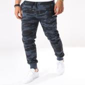 /achat-pantalons-joggings/diesel-pantalon-jogging-peter-00st1n-0hasd-camouflage-bleu-marine-143527.html