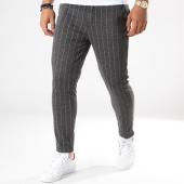 /achat-pantalons-carreaux/frilivin-pantalon-1366-gris-anthracite-chine-143496.html
