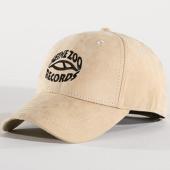 /achat-casquettes-de-baseball/seine-zoo-casquette-suede-beige-143645.html