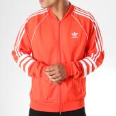 /achat-vestes/adidas-veste-zippee-bandes-brodees-authentic-tt-dj2858-orange-blanc-143778.html