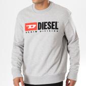 /achat-sweats-col-rond-crewneck/diesel-sweat-crewneck-divison-00shep-0catk-gris-chine-143737.html