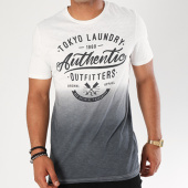 /achat-t-shirts/tokyo-laundry-tee-shirt-authentic-blanc-degrade-bleu-marine-143882.html