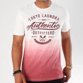 /achat-t-shirts/tokyo-laundry-tee-shirt-authentic-blanc-degrade-rose-143883.html