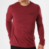 /achat-t-shirts-manches-longues/ea7-tee-shirt-manches-longues-6zpt54-pj02z-bordeaux-chine-143963.html