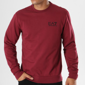 /achat-sweats-col-rond-crewneck/ea7-sweat-crewneck-6zpm52-pm05z-bordeaux-143967.html