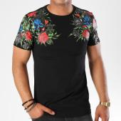 /achat-t-shirts/terance-kole-tee-shirt-98148-noir-floral-143950.html