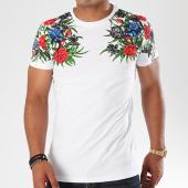 /achat-t-shirts/terance-kole-tee-shirt-98148-blanc-floral-143952.html