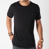 /achat-t-shirts/calvin-klein-tee-shirt-bron-3835-noir-144087.html