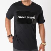 /achat-t-shirts/calvin-klein-tee-shirt-institutional-box-logo-7850-noir-144098.html