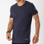 /achat-t-shirts/calvin-klein-tee-shirt-basic-8037-bleu-marine-144101.html