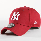 /achat-casquettes-de-baseball/new-era-casquette-league-essential-new-york-yankees-80636012-bordeaux-144165.html