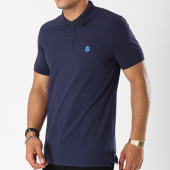 /achat-polos-manches-courtes/selected-polo-manches-courtes-haro-embroidery-bleu-marine-144199.html