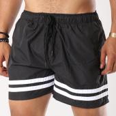 /achat-maillots-de-bain/brave-soul-short-de-bain-avec-bandes-rios-noir-blanc-144208.html