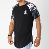 /achat-t-shirts-longs-oversize/sinners-attire-tee-shirt-oversize-exotic-591-noir-floral-144200.html