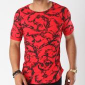 /achat-t-shirts-longs-oversize/classic-series-tee-shirt-oversize-1748-1-rouge-144426.html