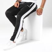 /achat-pantalons-joggings/diesel-pantalon-jogging-avec-bandes-ska-00sh1i-00ars-noir-144346.html