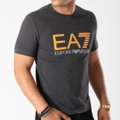 /achat-t-shirts/ea7-tee-shirt-6zpt62-pj20z-gris-anthracite-chine-orange-fluo-144377.html
