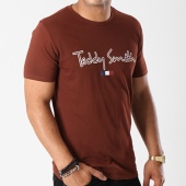 /achat-t-shirts/teddy-smith-tee-shirt-teven-marron-144291.html