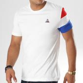/achat-t-shirts/le-coq-sportif-tee-shirt-ess-n5-1811449-ecru-bleu-marine-rouge-144496.html