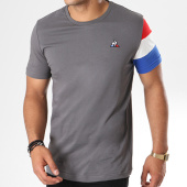 /achat-t-shirts/le-coq-sportif-tee-shirt-ess-n5-1821309-gris-anthracite-bleu-blanc-rouge-144537.html