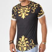 /achat-t-shirts-longs-oversize/uniplay-tee-shirt-oversize-up-318-noir-dore-renaissance-144457.html