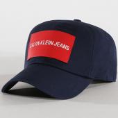/achat-casquettes-de-baseball/calvin-klein-casquette-0258-bleu-marine-rouge-144624.html