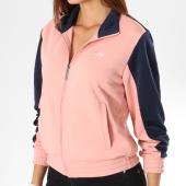 https://www.laboutiqueofficielle.com/achat-vestes/veste-zippee-femme-joye-682035-rose-bleu-marine-144634.html