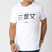 /achat-t-shirts/13-block-tee-shirt-triple-s-blanc-144717.html