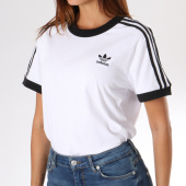 https://www.laboutiqueofficielle.com/achat-t-shirts/tee-shirt-femme-3-stripes-dh3188-blanc-144814.html
