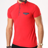 /achat-polos-manches-courtes/classic-series-polo-manches-courtes-p234-rouge-144745.html
