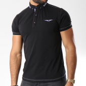 /achat-polos-manches-courtes/classic-series-polo-manches-courtes-p234-noir-144771.html