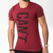 /achat-t-shirts/classic-series-tee-shirt-cant-bordeaux-noir-144787.html