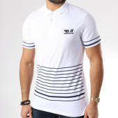 /achat-polos-manches-courtes/paname-brothers-polo-manches-courtes-m59-blanc-bleu-marine-144684.html