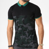 /achat-polos-manches-courtes/paname-brothers-polo-manches-courtes-f4-noir-camouflage-vert-144718.html