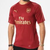 /achat-t-shirts/puma-tee-shirt-de-sport-fc-arsenal-training-jersey-753265-03-bordeaux-dore-144658.html