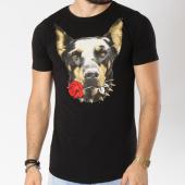 /achat-t-shirts-longs-oversize/berry-denim-tee-shirt-oversize-jak-052-noir-144869.html