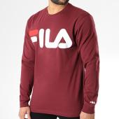 /achat-t-shirts-manches-longues/fila-tee-shirt-manches-longues-classic-680485-bordeaux-144905.html