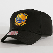 /achat-casquettes-de-baseball/mitchell-and-ness-casquette-team-logo-low-pro-golden-state-warriors-noir-144845.html