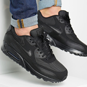 best quality c23e8 c7122 Nike - Baskets Air Max 90 Essential 537384 090 Black