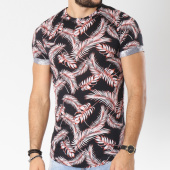 /achat-t-shirts-longs-oversize/uniplay-tee-shirt-oversize-uy-228-noir-floral-144955.html
