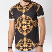 /achat-t-shirts-longs-oversize/uniplay-tee-shirt-oversize-up-t278-noir-dore-renaissance-144959.html