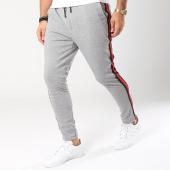 /achat-jeans-pantalons/uniplay-pantalon-bandes-brodees-t3251-gris-chine-noir-rouge-144983.html
