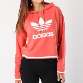 /achat-sweats-capuche/adidas-sweat-capuche-femme-active-icons-dh2944-corail-145036.html